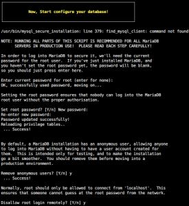 CentOS 6 下 Nginx/MariaDB/HHVM 一键安装包